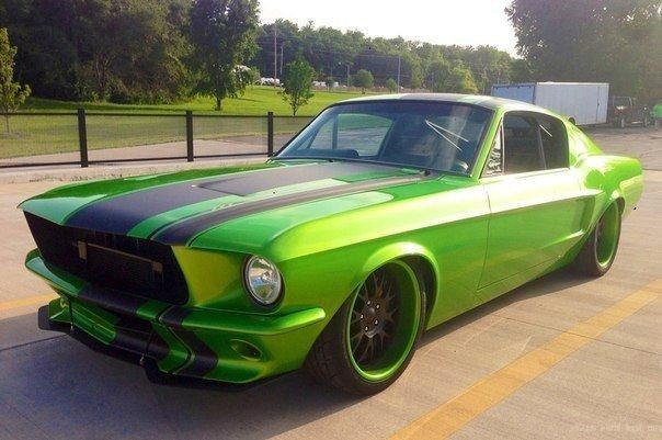 1967 Ford Mustang by The RestoMod Store - 6